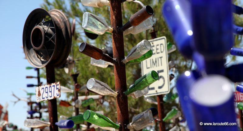 Bottle Tree Ranch en Californie