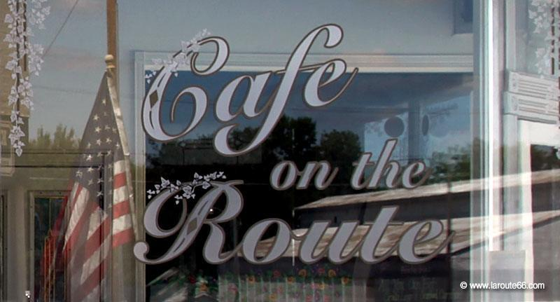 Cafe on the Route, Baxter Springs