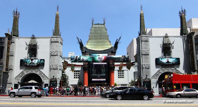 Chinese Theater à Los Angeles