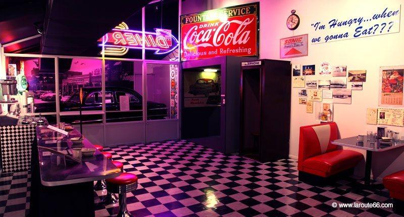 Route 66 Museum, Clinton OK
