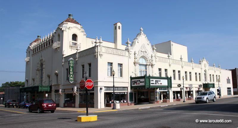 Teatre Coleman a Miami, Oklahoma