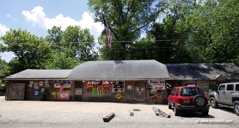Elbow Inn & BBQ Pit, Missouri