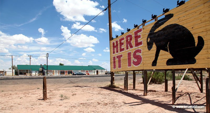 Jackrabbit Trading Post, Arizona