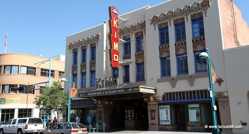 KiMo Theatre, Albuquerque New Mexico