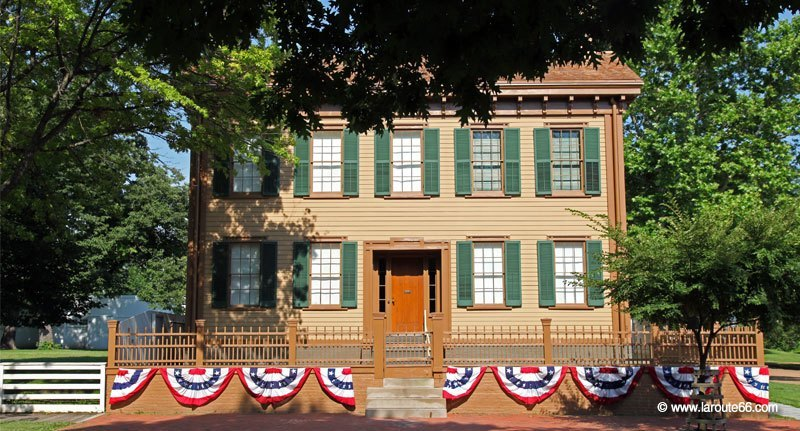 Lincoln Home, Springfield IL