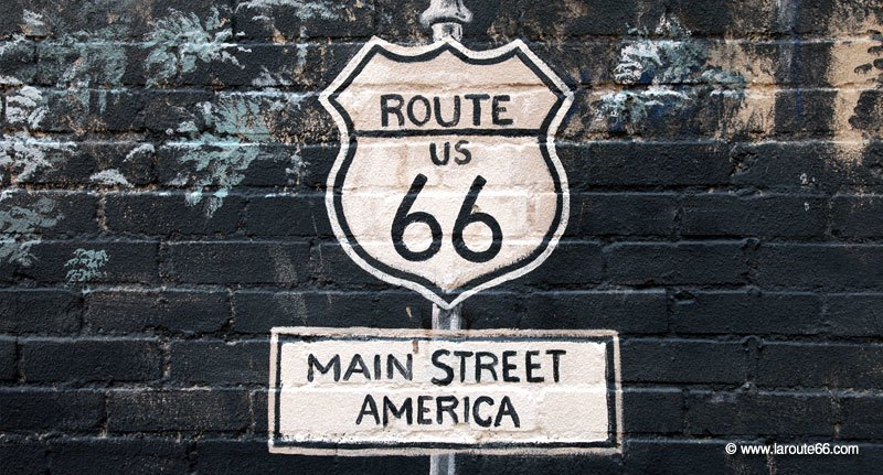 US Route 66 : Main Street America