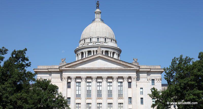 Oklahoma Capitólio do estado