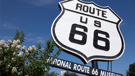 National Route 66 museum (Elk City OK)