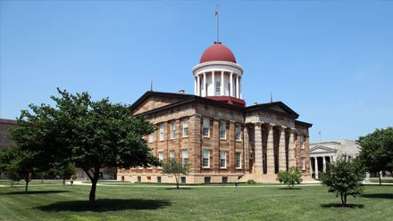 Old Sate Capitol, Springfield IL