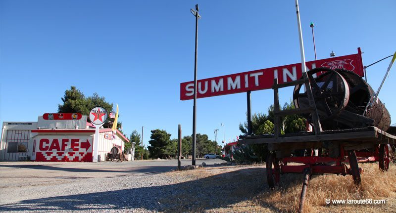 The Summit Inn, Cajon Pass