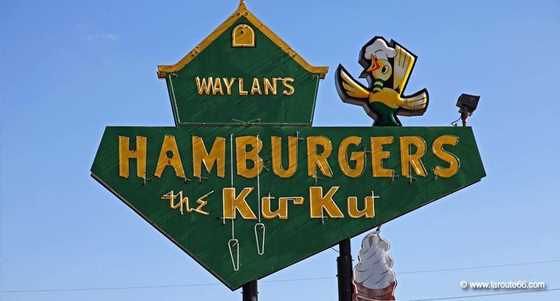 waylan's ku-ku hamburgers's Ku-Ku Hamburgers